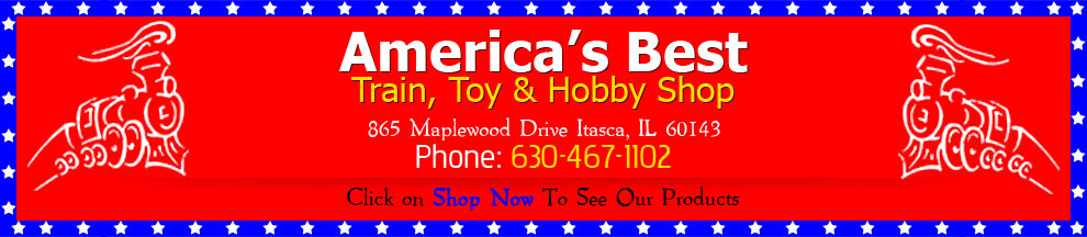 America's Best Train, Toy & Hobby Shop